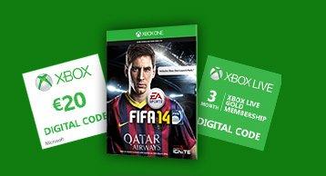 Neue Xbox One Promotion