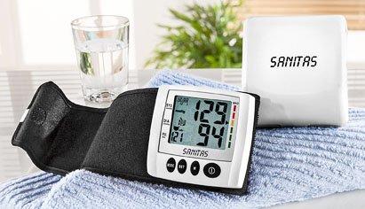 Handgelenk-Blutdruckmessgerät für   8,00 Euro im Kaufland