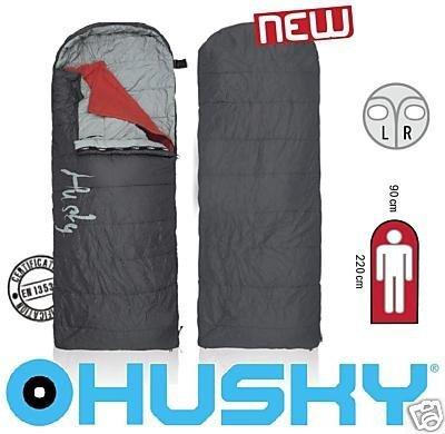 HUSKY Deckenschlafsack GUTY mit Fleecedecke (Amazon) für 12,11€ idealo 79,95€