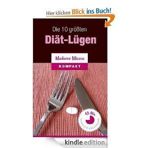 """Gratis-eBook """"Die 10 größten Diät-Lügen"""""""