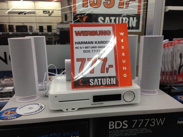 [Saturn Flensburg] Harman Kardon BDS 7773W