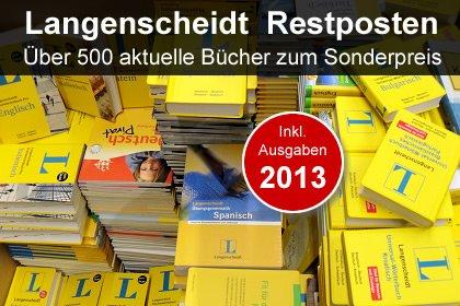 Langenscheidt Bücher ab 0,99€