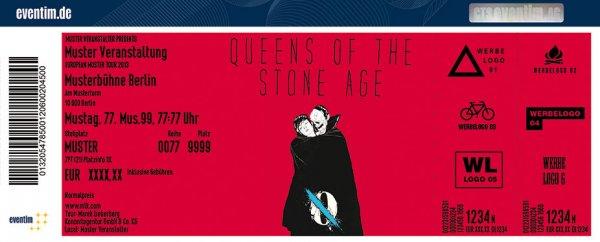 Queens Of The Stone Age Konzert 3 zum Preis von 2 Tickets Hamburg