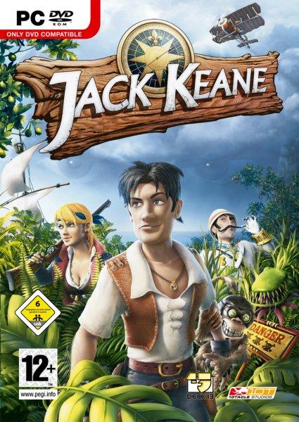 Jack Keane (Steam)