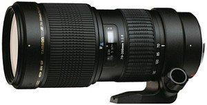 Tamron 70-200mm SP AF F/2.8 Di LD IF MACRO Sony AF 496 € !!!