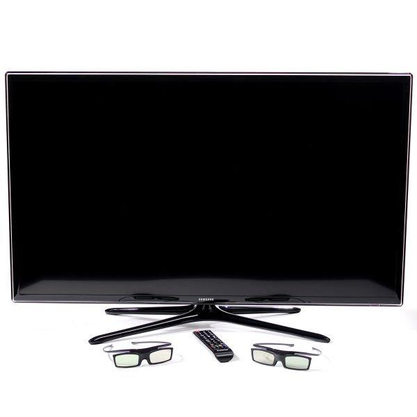 Samsung UE50F6170SSXZG 3D-LED-TV inkl. 2 3D Brillen