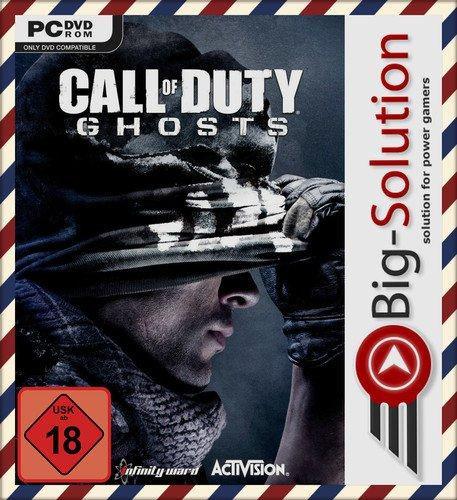 Call of Duty: Ghosts [UNCUT] COD 10 STEAM PC CD Key (Nur Download!)