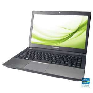 "MEDION S4216 LED Notebook 14""/ 35,6cm i3 1,80GHz 4GB 1000GB 32GB SSD Ultrabook"