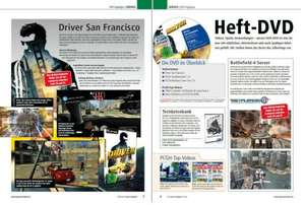 Driver San Francisco Vollversion + PCGH-Heft 12/2013 - 5,30€