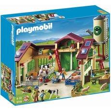 [karstadt.de] - Playmobil 5119 Bauernhof mit Silo