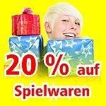 [Lokal NR/AK] 20% auf Spielwaren im Vorteilcenter Asbach/Unkel - gute Preise zb auf Lego