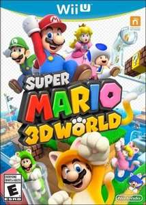[Wii U] Super Mario 3D World für 43,31€ @ Voelkner