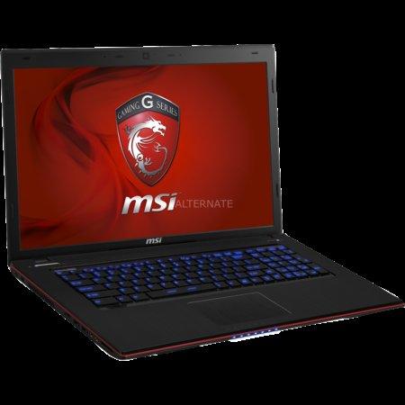 MSI Notebook mit i5 bzw. i7 Prozessor