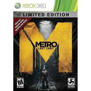 XBox360 – Metro: Last Light (Limited Edition) für €20,43 [@Base.com]
