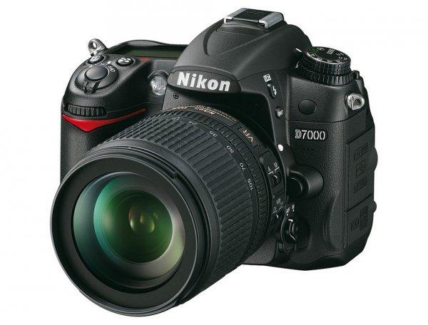 NIKON D 7000+18-55 II+55-200 mm