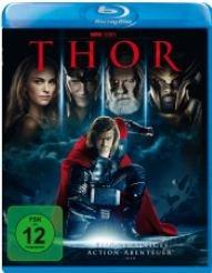 Thor Blu-ray 7€ / DVD 5€  auf Saturn.de