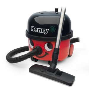 Staubsauger Numatic HVR200A Henry A1 bei Amazon UK.