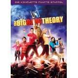 The Big Bang Theory Staffeln 1-5 auf DVD für je 9,90 EUR @ amazon.de