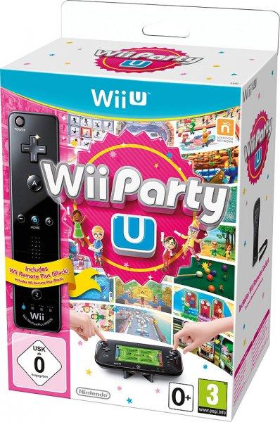 Wii Party U mit Wii Remote für 39,95€ bei Real