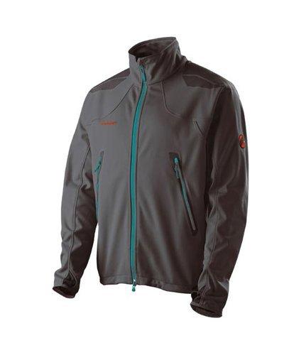 Mammut Ultimate advanced Jacket men grau und rot Größen M -XXL 134€ versandkostenfrei