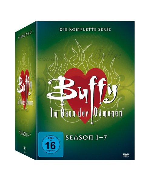 Buffy - Im Bann der Dämonen: Season 1-7 [39 DVDs]  38,22 EUR @ amazon.de