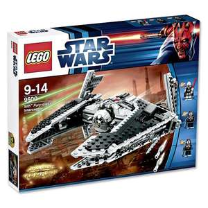 "Lego™ - ""Star Wars: Sith Fury-class Interceptor"" (9500) ab €59.- [@Real.de]"