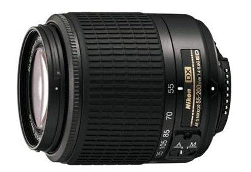 Nikon AF S DX 55-200/4-5.6G ED NIKKOR [@amazon.de]