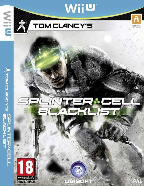 Nintendo Wii U - Tom Clancy's Splinter Cell Blacklist für €27,19 [@Shopto.net]