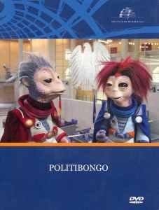 Infomaterial (z.B. Comics und eine DVD) kostenlos vom Deutschen Bundestag für Kinder