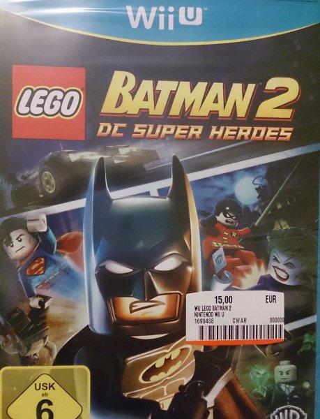[Lokal Köln] Lego Batman 2 - DC Super Heroes Wii U