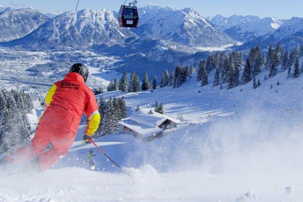Skipass für Alpen und anderen Gebieten: Sölden, Obertauern etc (von coupon future)