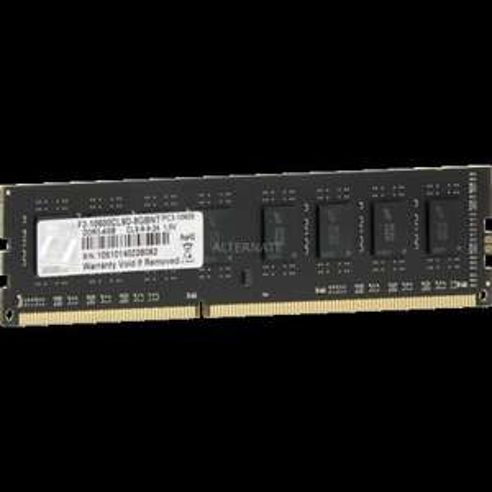 4GB DDR3 - 1333 CL9 von G.Skill @ ZackZack [8GB für 48,75€)