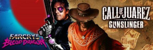 [STEAM]  Call of Juarez Gunslinger + Far Cry 3 - Blood Dragon