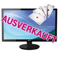 "POKER2011: Acer P6 Premium Home P226HQVbd, 21.5"" für 77,70€"