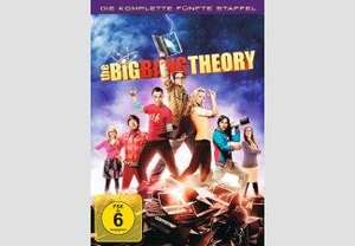 [MediaMarkt.de] [DVD] The Big Bang Theory Staffel 5