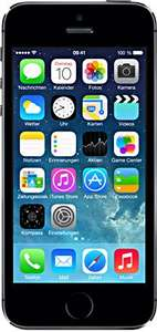 iPhone 5s 16 GB, ohne Simlock, mit Telco All-in XM (24 Monate) @ ebay.de