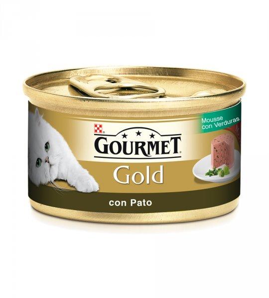 Gourmet Katzenfutter 7 Dosen für 1,31€ bei Rossmann