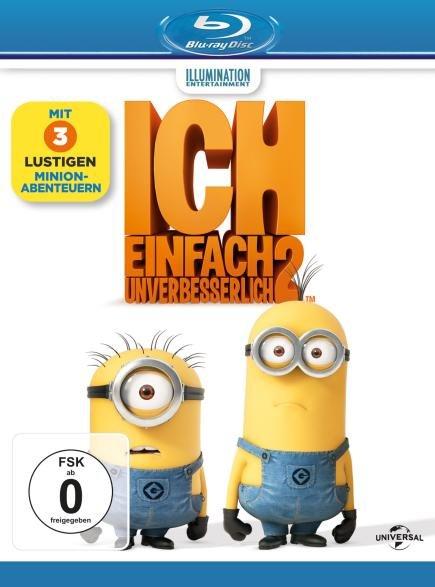 [Lokal] Ich einfach unverbesserlich 2 Bluray für 10€ (DVD für 8 €) im MM Gifhorn (weitere Filme: siehe Kommentare)