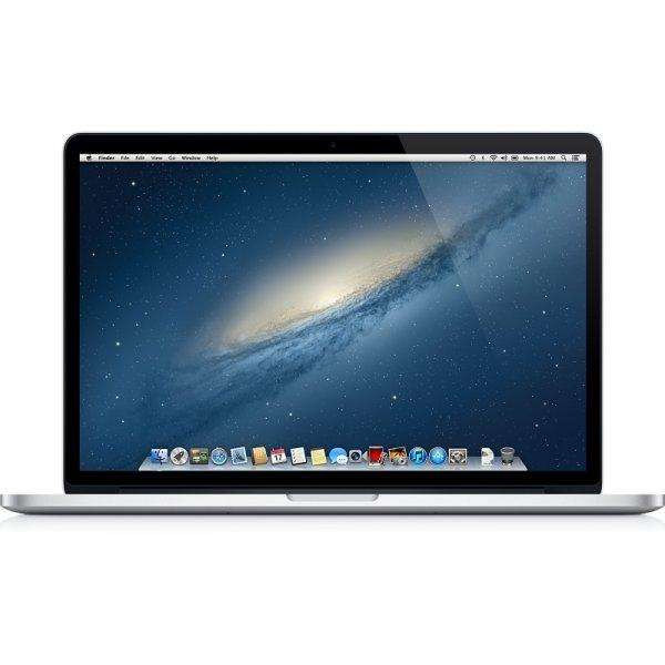 MacBook Pro Retina 15,4 Zoll Early 2013 wieder im Refurb-Store verfügbar