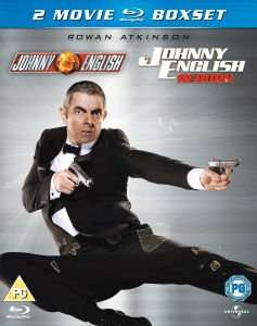 (UK) Johnny English / Johnny English Reborn Box Set [2 x Blu-ray] für ca. 9,54€ @ Zavvi