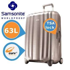 Samsonite Cube Upright 66 Trolley für 155,90€ @ iBood