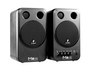 Behringer Monitor Speakers MS16 bei MeinPaket  mit Gutscheincode