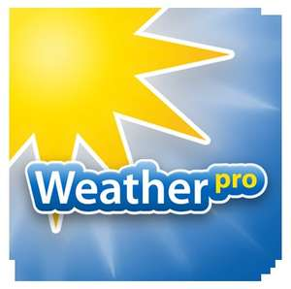 (iOS) WeatherPro/Metro Earth für 99 Cent zum 5 Jährigen Jubiläum