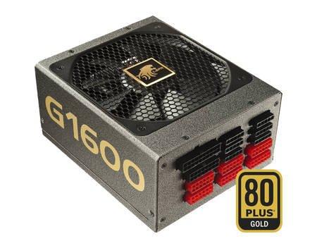 LEPA 1600W 80+ Gold  Eff.Max 93%, OCP OVP UVP ATX12V v2.4 & EPS12V v2.92