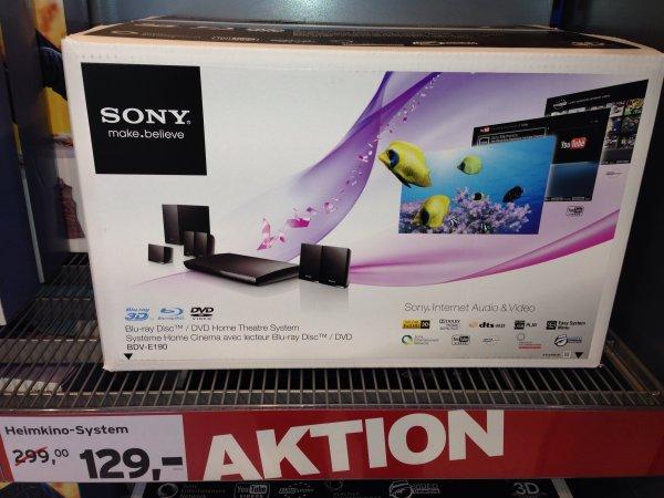 [Lokal Leipzig] Sony Heimkino-System BDV-E190