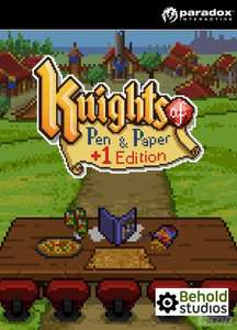 [Steam] Knights of Pen & Paper +1 Edition