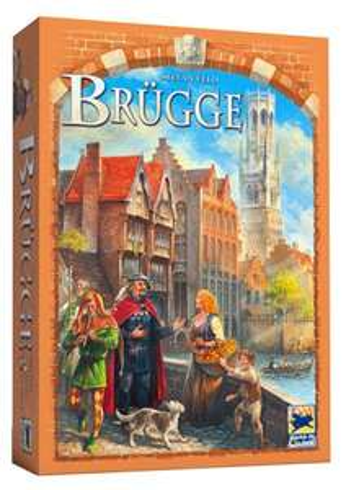 Brügge (Brettspiel von Stefan Feld, Hans im Glück) für 25,10 inkl. VK (günstigster Idealopreis inkl. VK: Buecher.de für 29,99 €, 16% günstiger!)