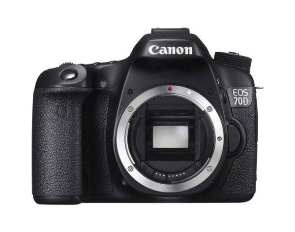 Canon EOS 70 D (Body) für 907 €