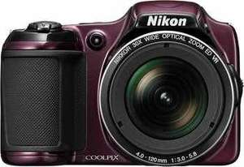 Nikon Coolpix L820 violett für 129€ @ Cyberport
