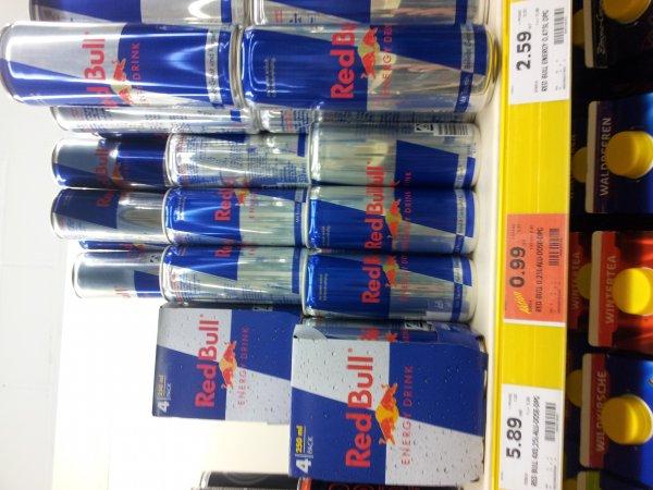 [Lohal? Heddesheim] Red Bull 0,25l 99cent + Pfand